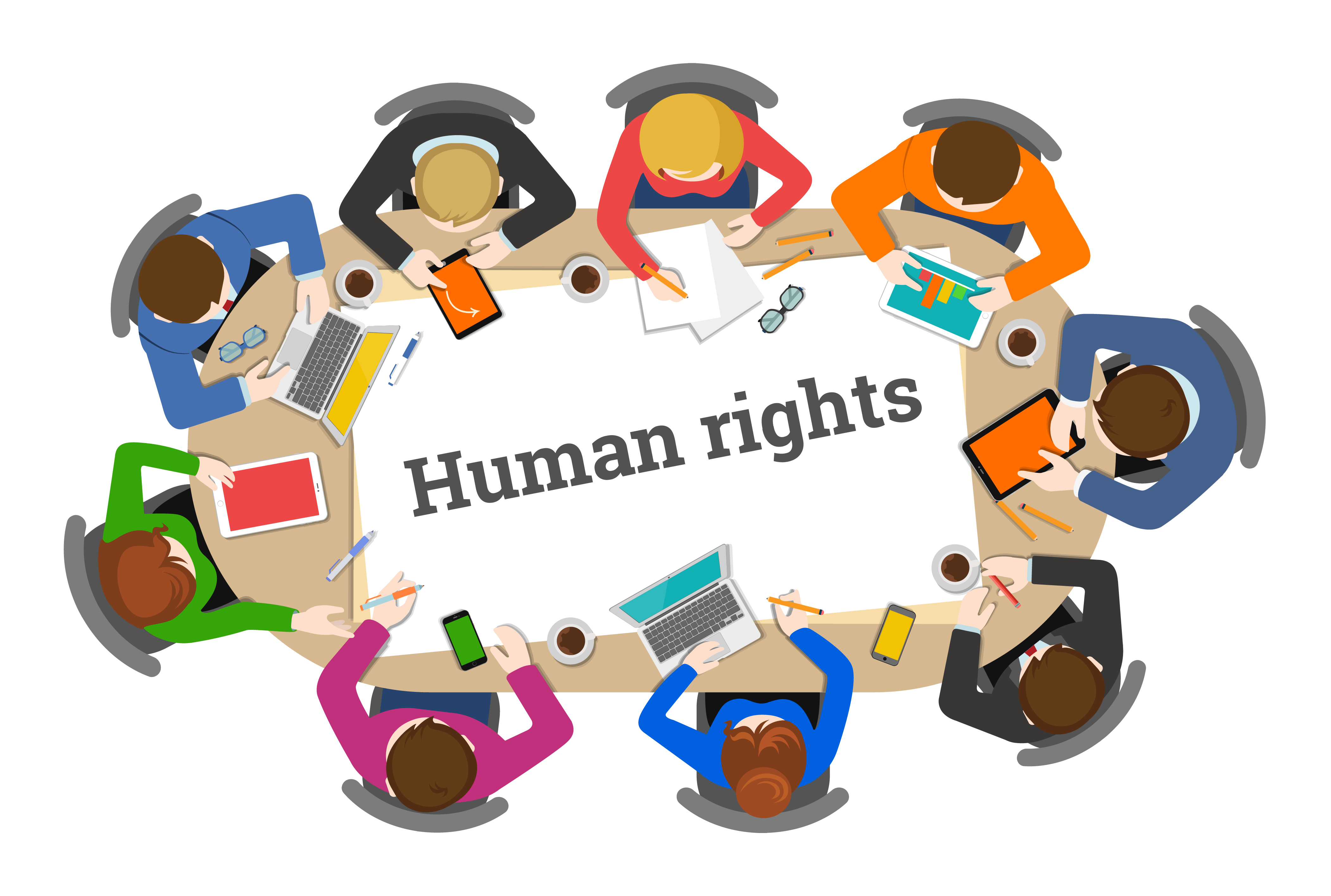 New taskforce to lead on human rights in Scotland.