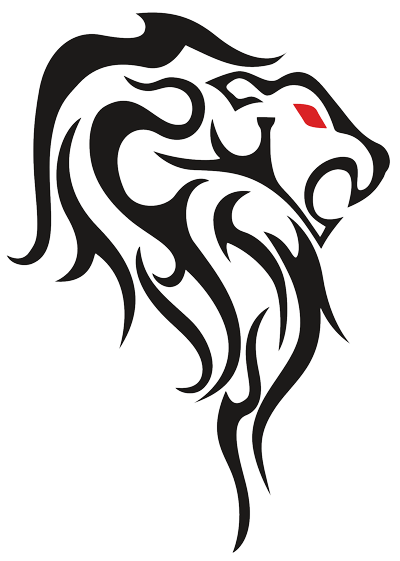 Lion Tattoo PNG Transparent Free Images.