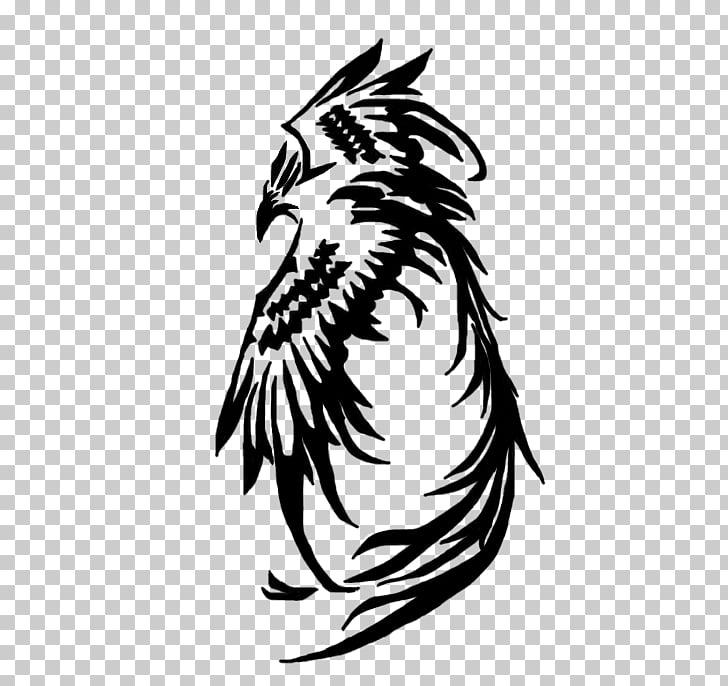 Phoenix Tattoo Body modification, Phoenix Tattoos Hd PNG.