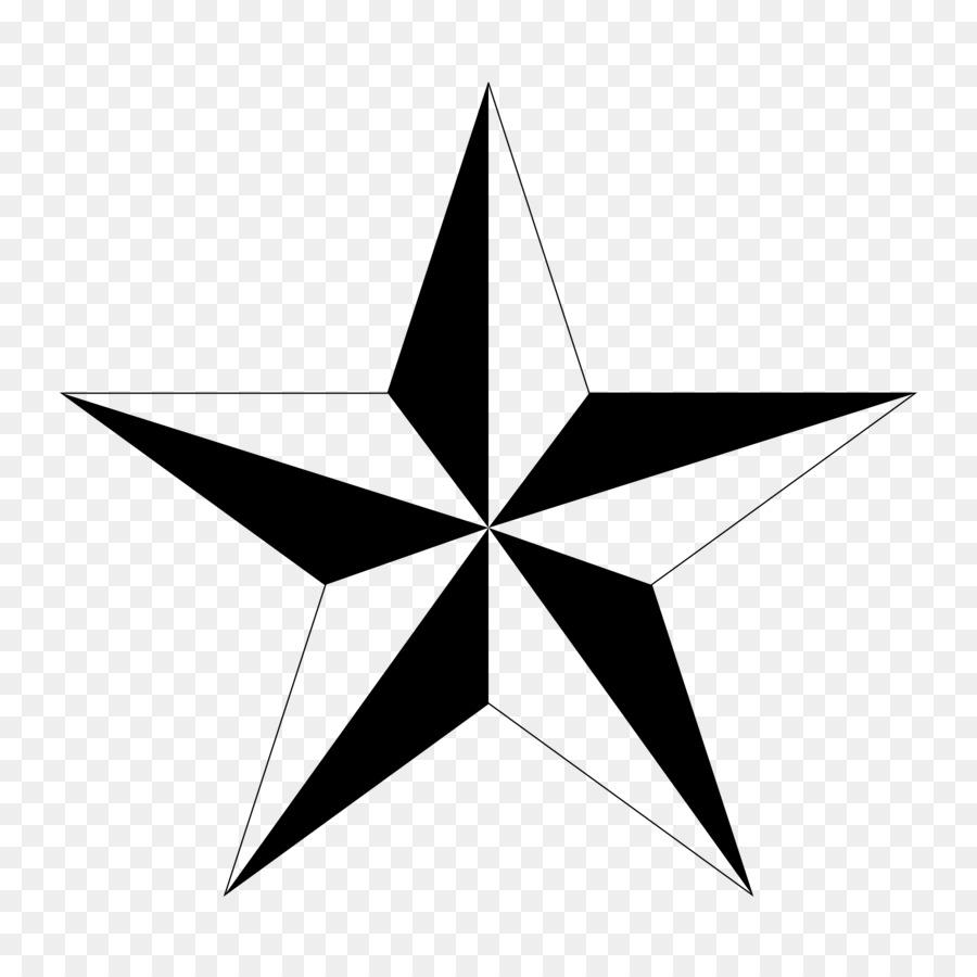 Black Star clipart.