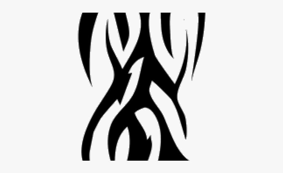 Tribal Tattoos Clipart Forearm.