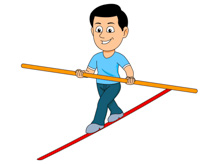 Free Tightrope Cliparts, Download Free Clip Art, Free Clip.