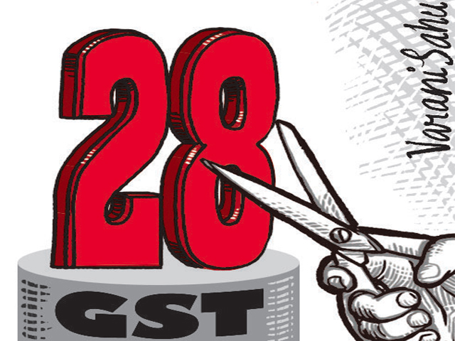Hear Arvind Subramanian, scrap the 28% GST rate.