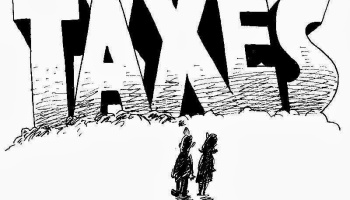 A Response to the Myth of High Taxes.
