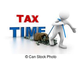 Tax season Illustrations, Graphics & Clipart.