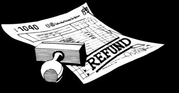 Tax Return Cliparts.