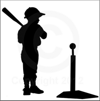 A blog on how I created this custom silhouette of my son.
