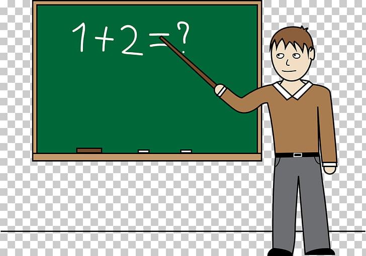 Teacher Student Mathematics , Teach s PNG clipart.