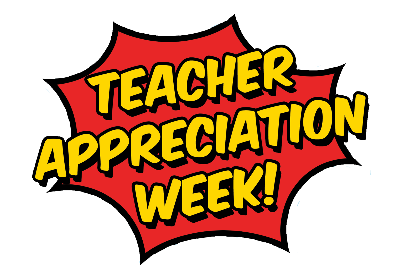 Teacher Appreciation Week — Baton Rouge Foreign Language.