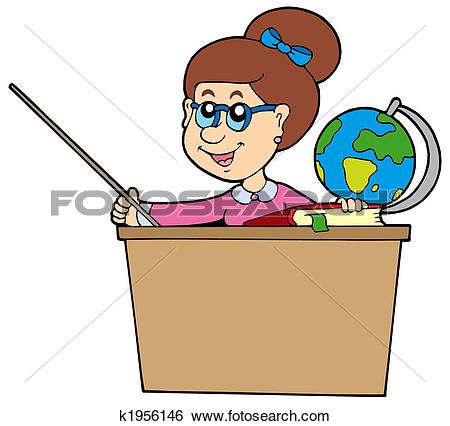 Teachers desk Illustrations and Clip Art. 1,021 teachers desk.