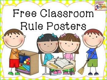 Classroom Rules Free Teaching Resources.