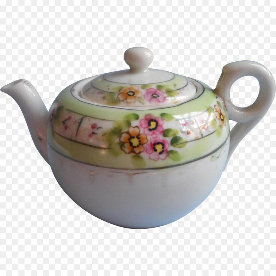 Teapot clipart Teapot Kettle Porcelain clipart.