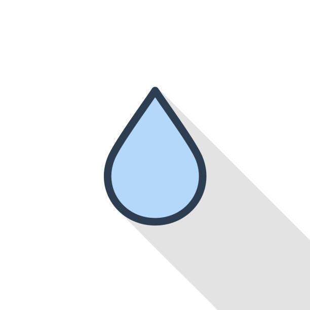 Best Teardrop Shape Illustrations, Royalty.