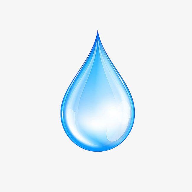 Blue Water Drop PNG, Clipart, Blue, Blue Clipart, Drop.