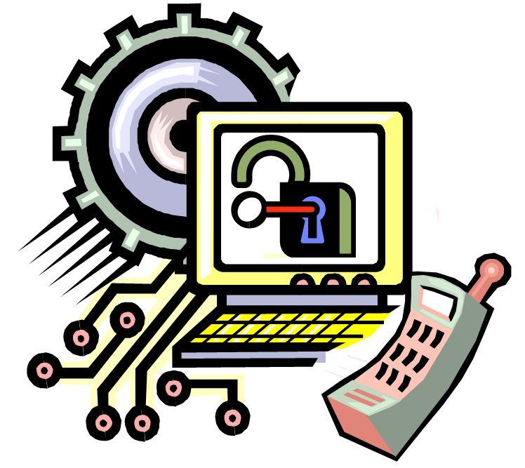 Information technology clipart tumundografico 6.