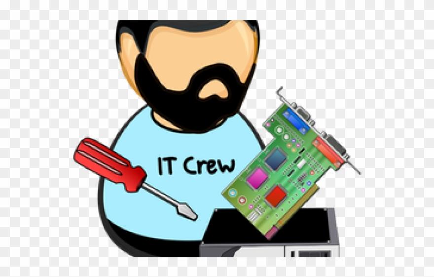 Tech Clipart Technician.