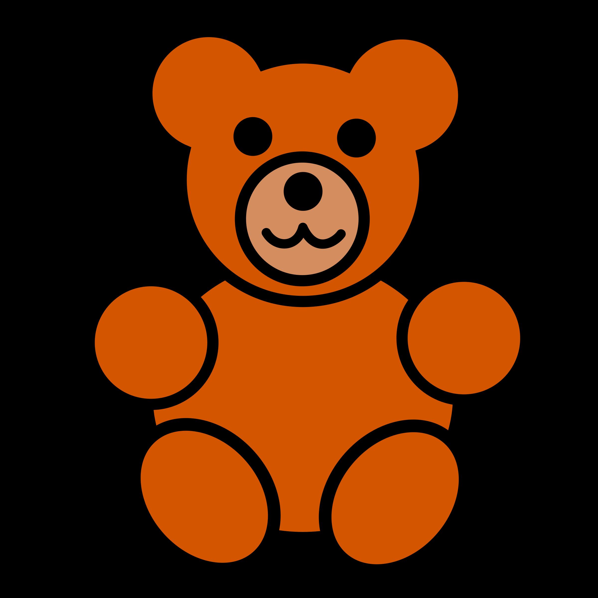 Clipart teddy bear 5 » Clipart Station.