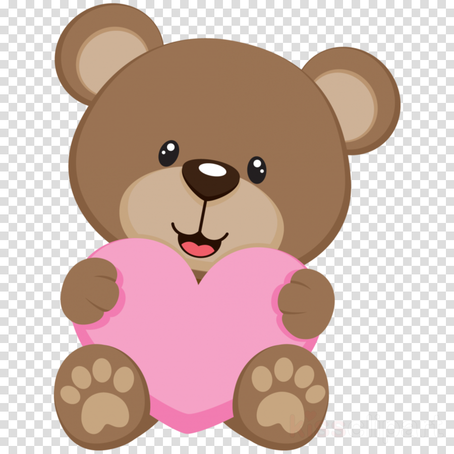Teddy bear clipart.