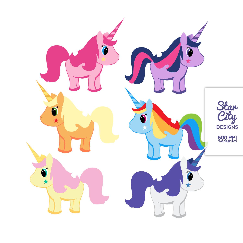 Clipart Unicorn Horse.
