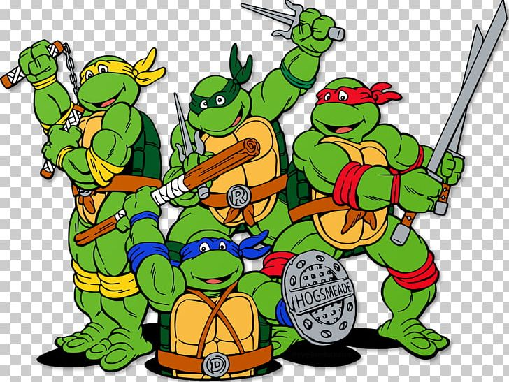 Raphael Leonardo Michelangelo Donatello Teenage Mutant Ninja.
