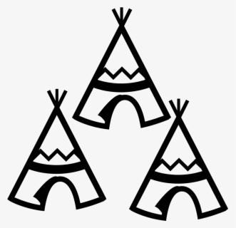 Free Teepee Clip Art with No Background.
