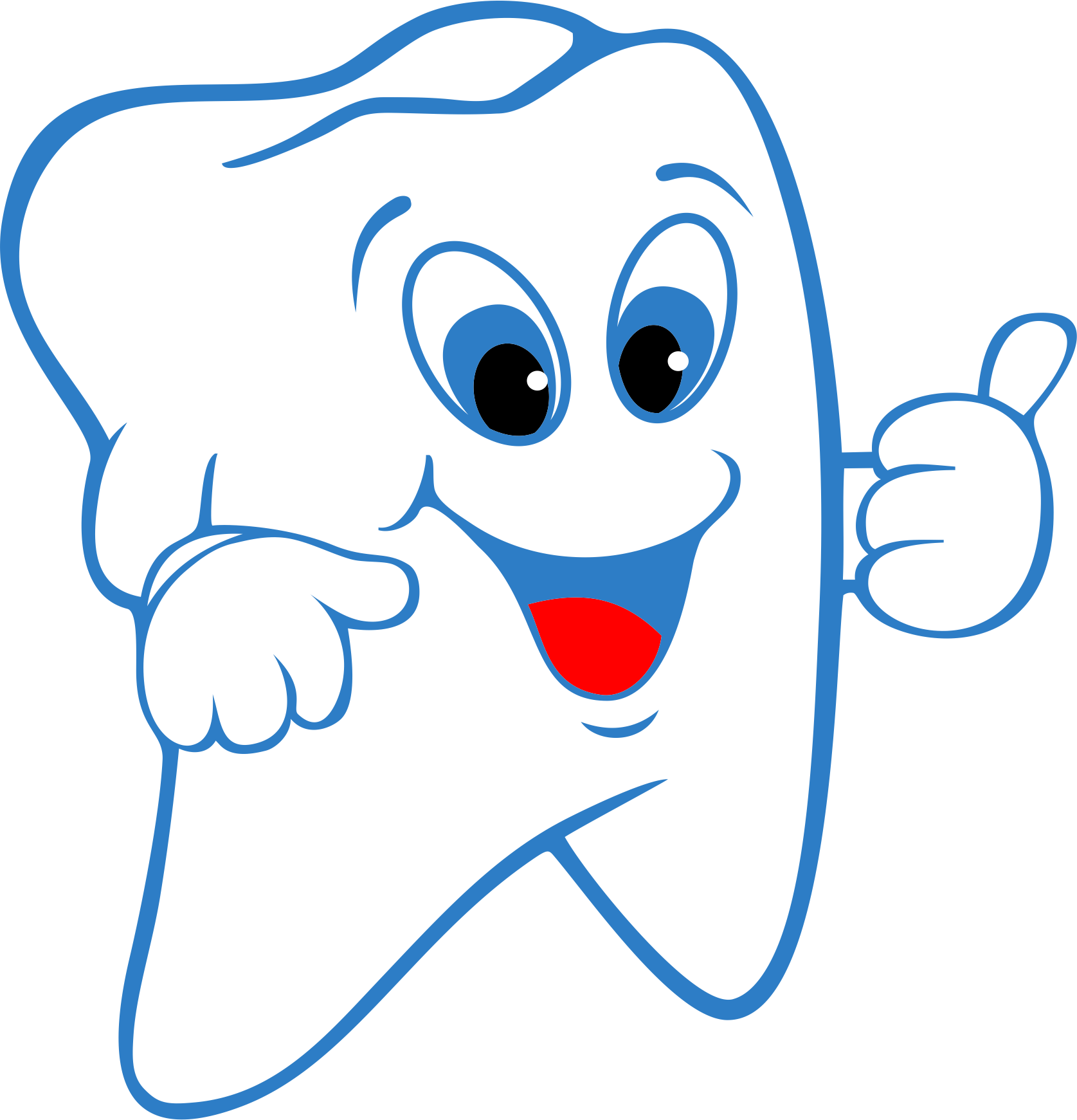 Teeth images cartoon tooth free vector for free download.