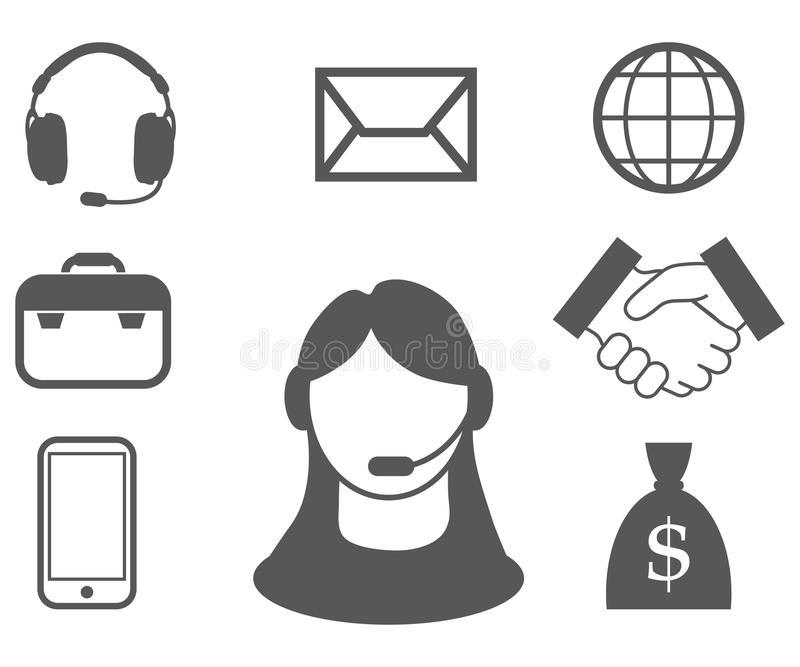 Telecommunications Stock Illustrations.