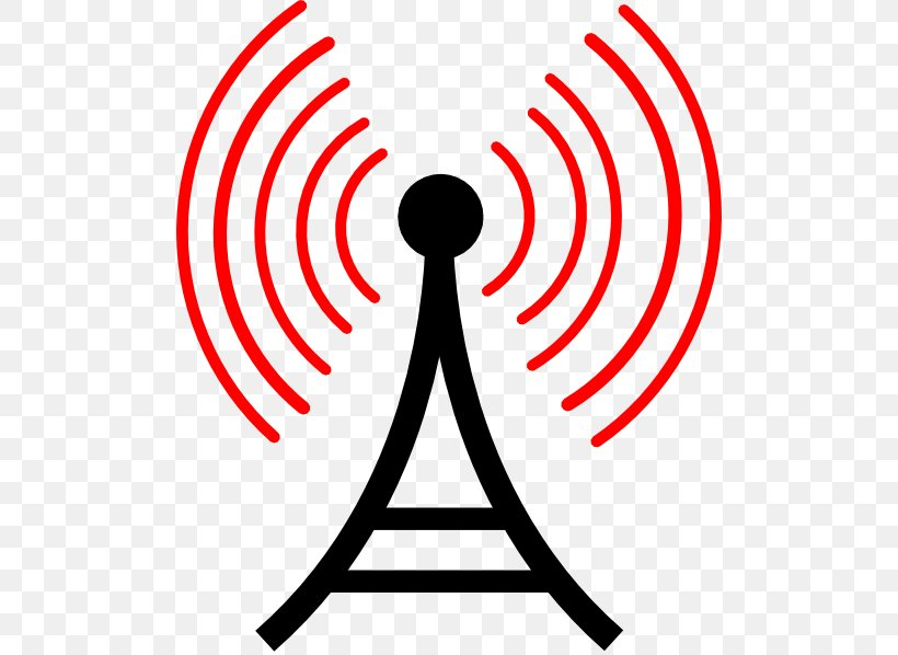 Cell Site Mobile Phones Telecommunications Tower Clip Art.