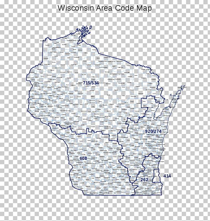 Area code 274 Area code 262 Area code 608 Telephone.