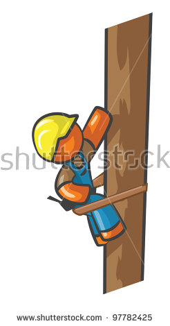 Telephone Pole Stock Vectors, Images & Vector Art.