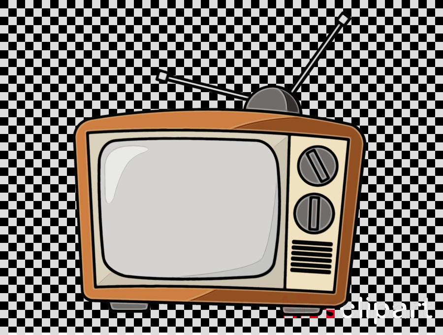television set television media clip art analog television.