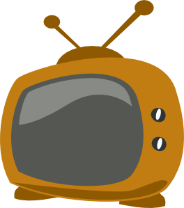 Cartoon Tv Clip Art at Clker.com.