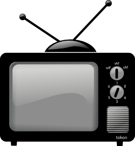 Clipart tv telly, Clipart tv telly Transparent FREE for.