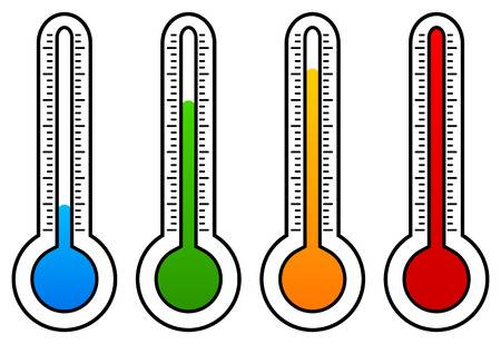 1,758 Temperature Gauge Cliparts, Stock Vector And Royalty Free.