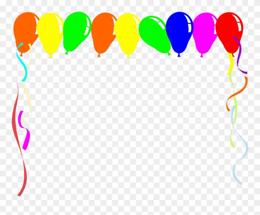 Balloon Border Template Free Balloons Border Free Download.