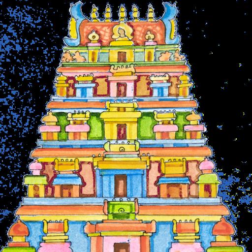 hindu temple clipart Hindu Temple Hinduism Clip art clipart.