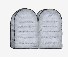 10 commandments tablets clipart » Clipart Portal.
