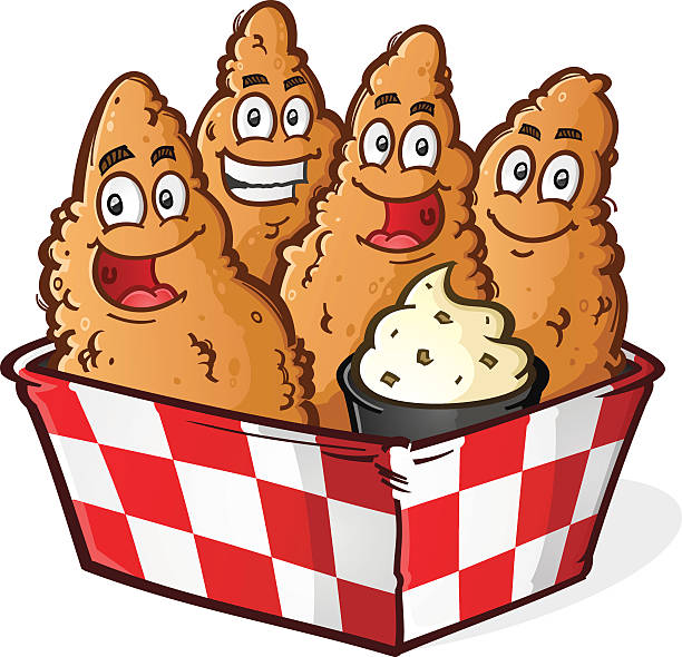 Chicken tenders clipart 2 » Clipart Station.