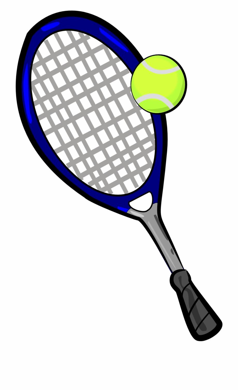 Tennis Ball And Racket Clip Art Clipart.