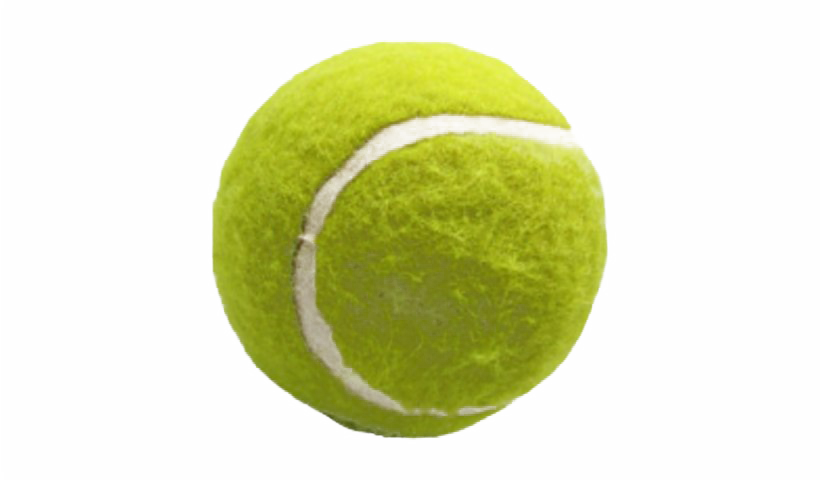 Tennis Ball PNG Clipart Background.