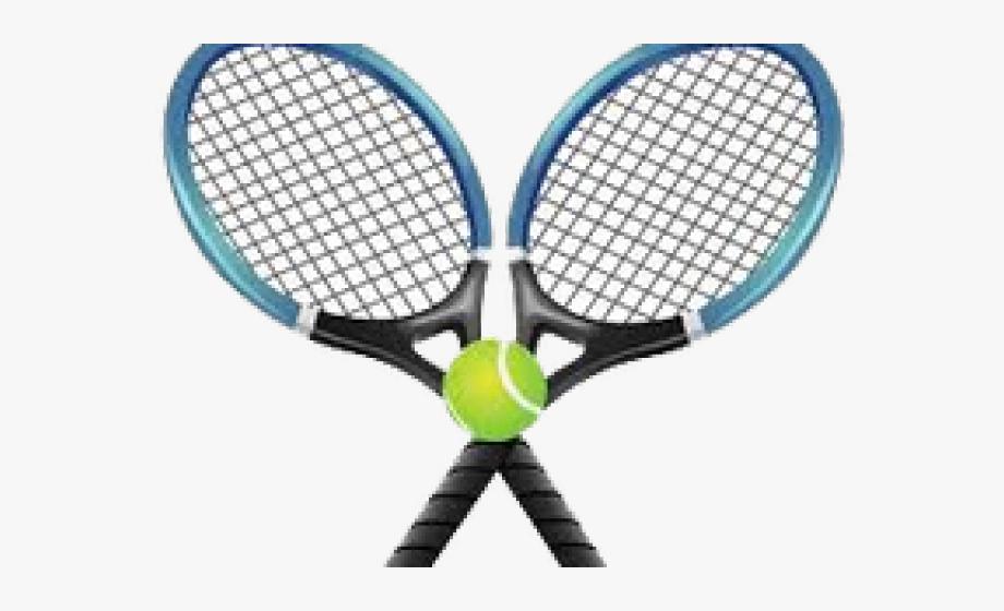 Tennis Clipart Rachet.