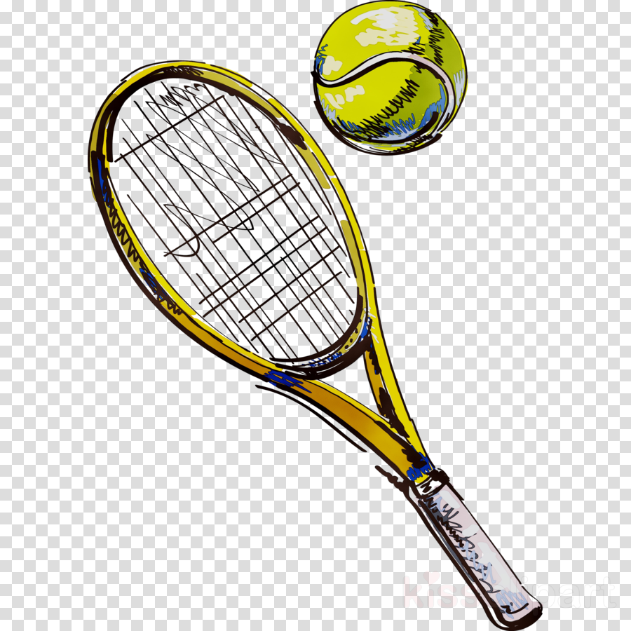 Badminton Cartoon clipart.