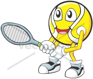 Free Tennis Cartoon, Download Free Clip Art, Free Clip Art.