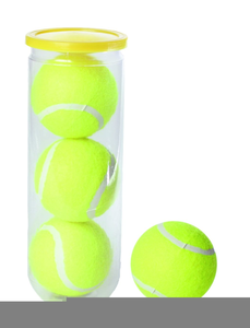 Clipart Pictures Of Tennis Balls.