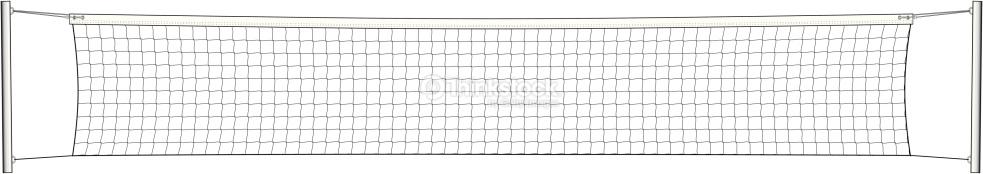 Tennis Net Clipart.