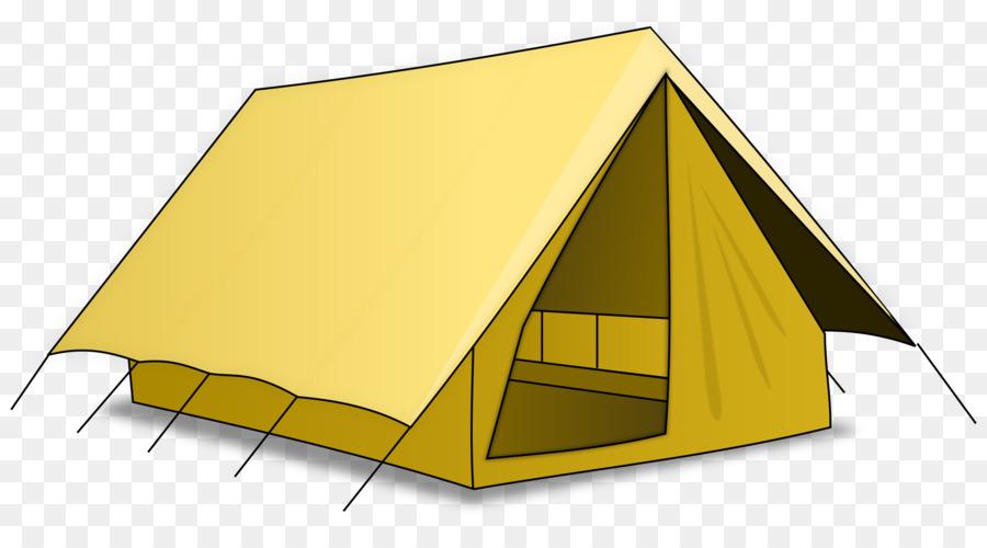 Tent Cartoon clipart.