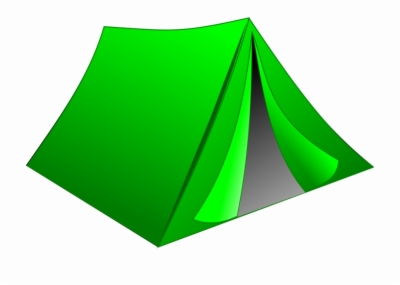 tent , Free clipart download.