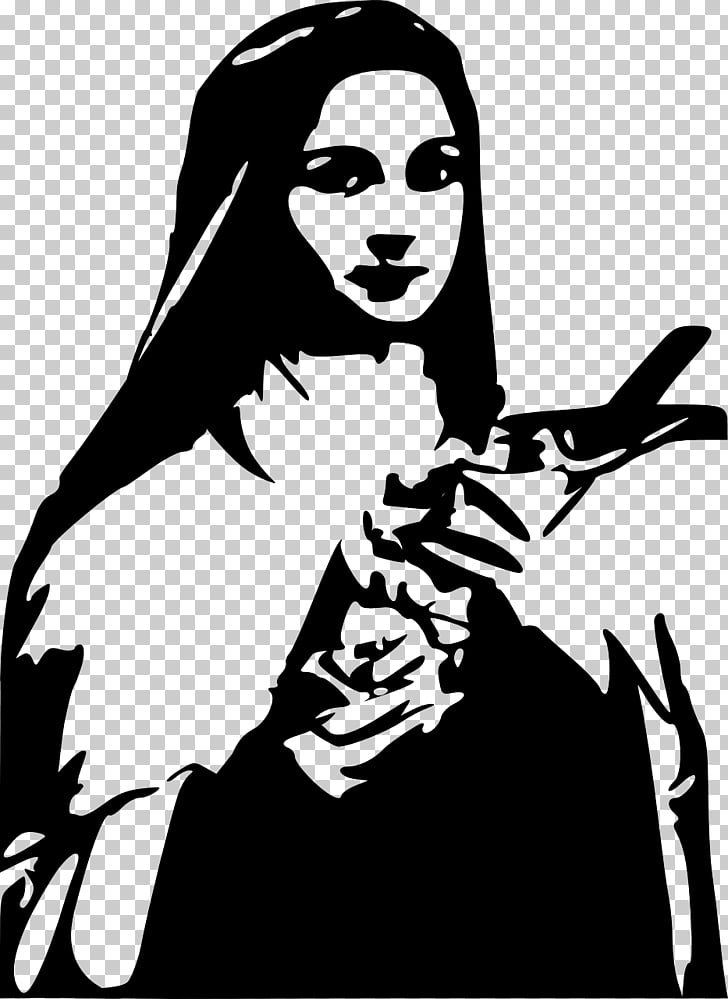 Therese of Lisieux Saint Drawing , mother.