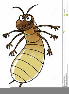 Clipart Of Termites.