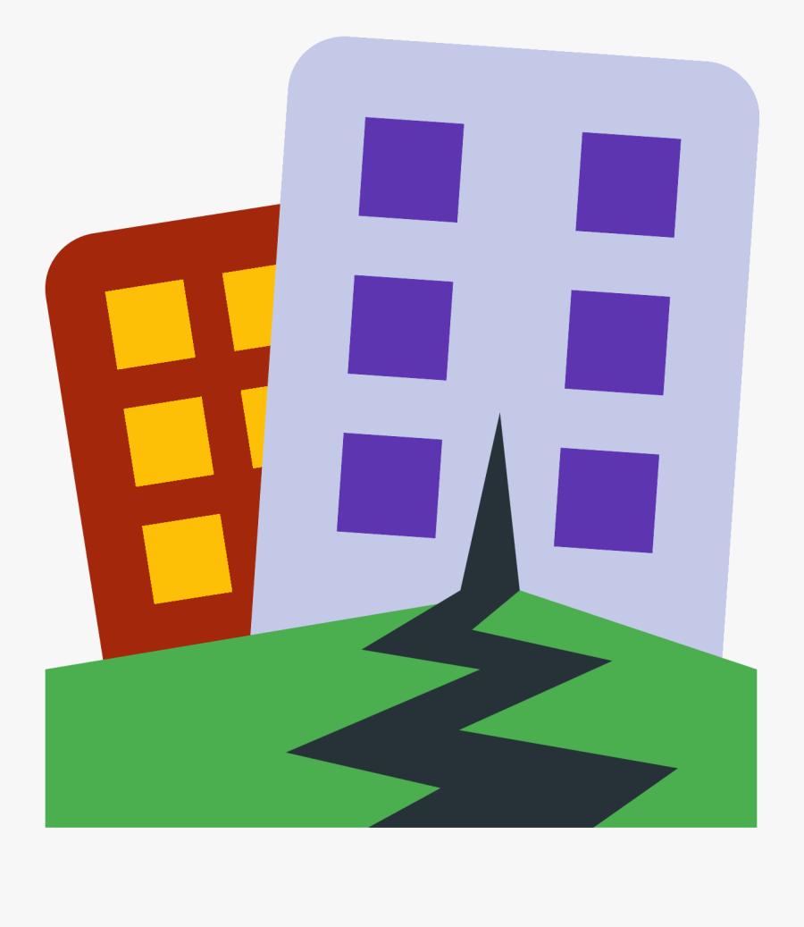 Iconos De Equipo Terremoto.